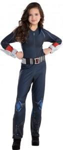 Avengers Girl Costume