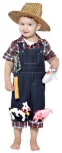 Baby Farmer Costume