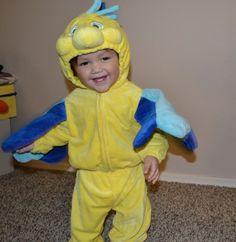 Baby Flounder Costume
