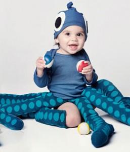 Baby Octopus Halloween Costume