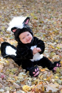 Baby Skunk Halloween Costumes
