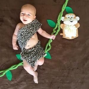 Baby Tarzan Costume