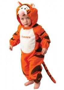 Baby Tigger Costume