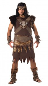 Barbarian Costume Male