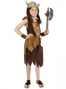 Barbarian Costume for Kids