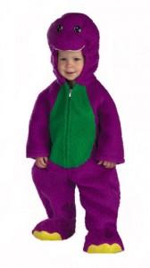 Barney Costume Toddler