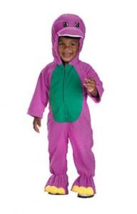 Barney Costume for Kids