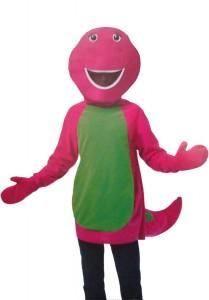 Barney The Dinosaur Costume