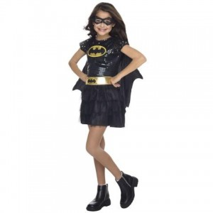 Bat Girl Costume Child