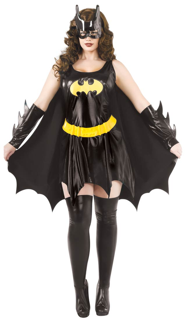 Bat Girl Costumes Parties Costume  sc 1 st  Meningrey & Batman Girl Costume - Meningrey