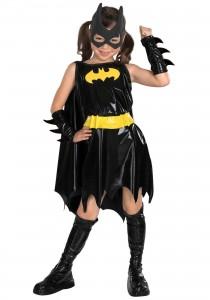 Batgirl Costume Kids