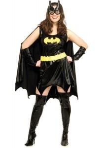 Batgirl Costume Plus Size