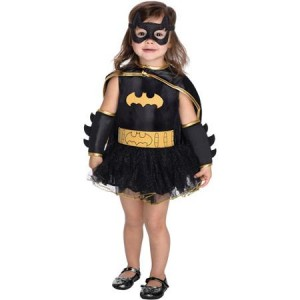 Batgirl Costume Toddler