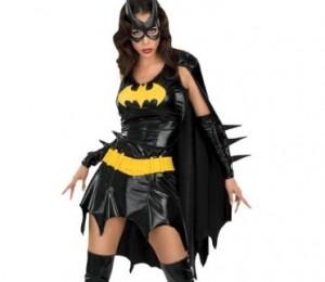 Batgirl Costume Women