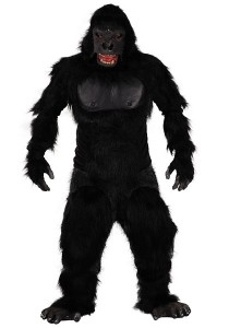 Bigfoot Costume Kids