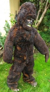 Bigfoot Costume for Kids