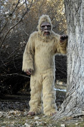 Bigfoot Halloween Costumes