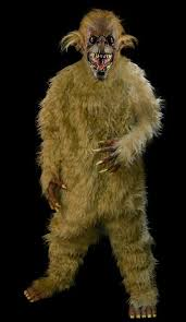 Bigfoot Halloween Costume
