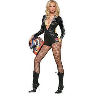Biker Chick Costume Ideas