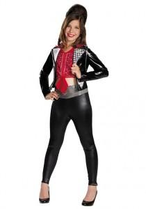 Biker Girl Halloween Costume