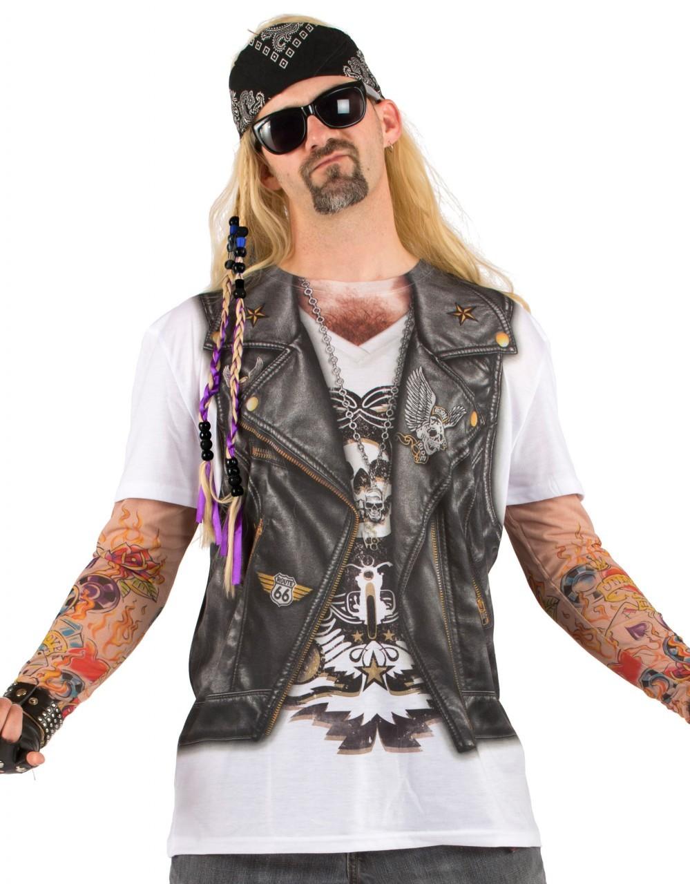 Biker Costumes For Men Women Kids Partiescostume Com