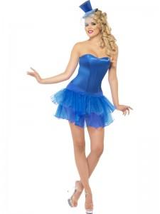 Blue Burlesque Costumes