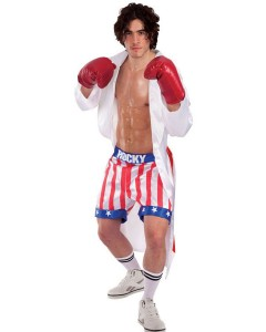 Boxer Costume Men