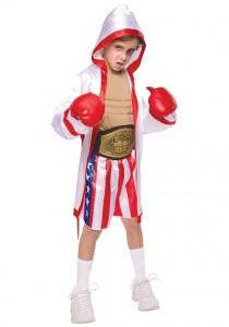 Boxer Costume Toddler