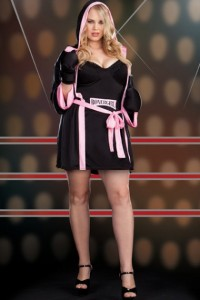 Boxer Costume Women
