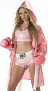 Boxer Costume for Girls