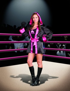 Boxer Costume for Women
