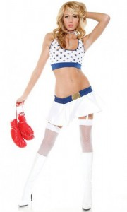 Boxer Costumes for Women