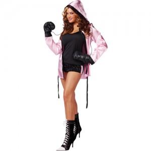 Boxer Girl Halloween Costume
