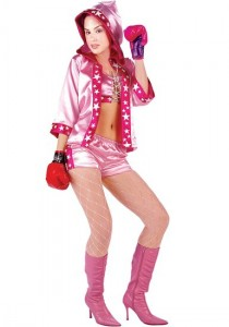 Boxer Halloween Costumes