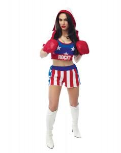 Boxer Womens Costume