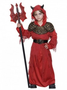 Boy Devil Costume