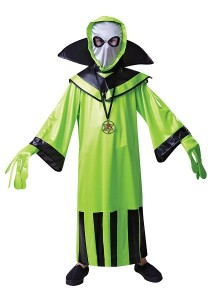 Boys Alien Costume