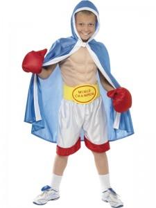 Boys Boxer Costume