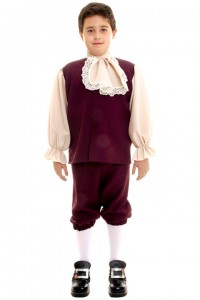 Boys Colonial Costume