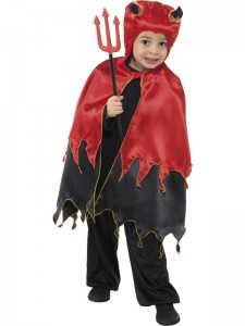 Boys Devil Costume
