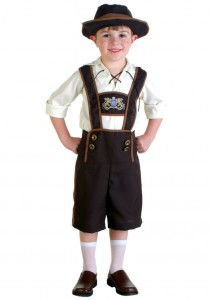 Boys Farmer Costume