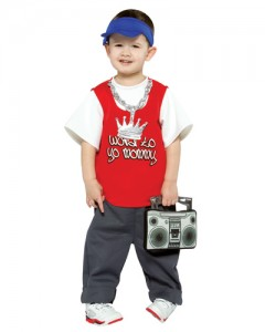 Boys Hip Hop Costumes