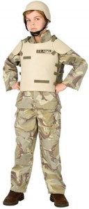 Boys Military Costumes