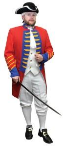 British Soldier Costume