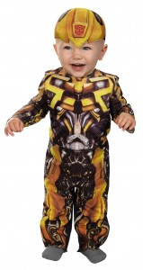 Bumblebee Transformer Costume Toddler