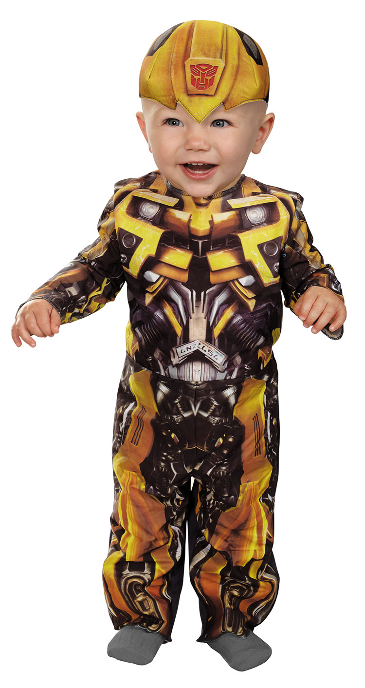 Bumblebee Transformer Costumes (for Men, Women, Kids) | Parties ...