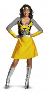 Bumblebee Transformer Costume for Women