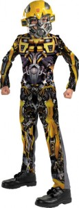 Bumblebee Transformers Costume