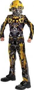 Bumblebee Transformers Costume