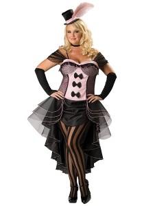 Burlesque Costumes Plus Size